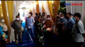 Pesta Pernikahan dengan 1.500 Undangan Dibubarkan Satgas Covid-19