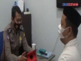 Tabrak Pesepeda, Pengemudi Mobil Dinsos Takalar Ditangkap Polisi