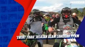 'Event Trail' Jelajah Alam Langgar PPKM