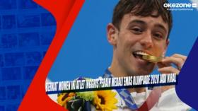 Berkat Momen ini Atlet Inggris Peraih Medali Emas Olimpiade 2020 Jadi Viral