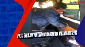 Polisi Gagalkan Penyelundupan Narkoba di Bandara Soetta