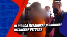 DJ Diduga Merangkap Muncikari Ditangkap Petugas