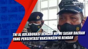 TNI AL Kolaborasi dengan HIPMI Sasar Daerah yang Persentase Vaksinasinya Rendah