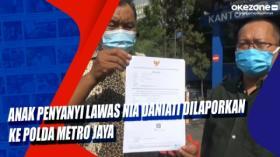 Anak Penyanyi Lawas Nia Daniati Dilaporkan ke Polda Metro Jaya