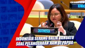 Indonesia Serang Balik Vanuatu soal Pelanggaran HAM di Papua