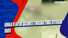 Remaja di Buton, Sulawesi Tenggara Tewas Diterkam Buaya