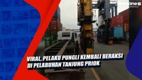Viral, Pelaku Pungli Kembali Beraksi di Pelabuhan Tanjung Priok
