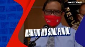 Mahfud MD soal Pinjol