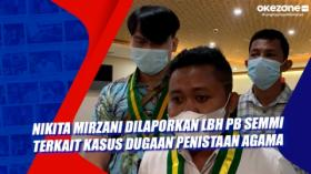 Nikita Mirzani Dilaporkan LBH PB SEMMI Terkait Kasus Dugaan Penistaan Agama ke Mabes Polri