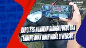 Kapolres Nunukan Diduga Pukul dan Tendang Anak Buah Viral di Medsos