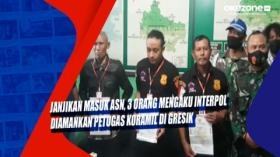 Janjikan Masuk ASN, 3 Orang Mengaku Interpol Diamankan Petugas Koramil di Gresik
