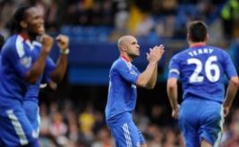 Gol Alex berhasil membawa kemenangan untuk Chelsea