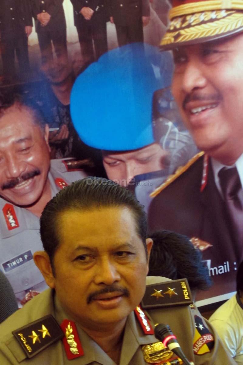 Pemutasian Kapolda Banten buntut dari konflik di Cikeusik, Banten beberapa waktu lalu.