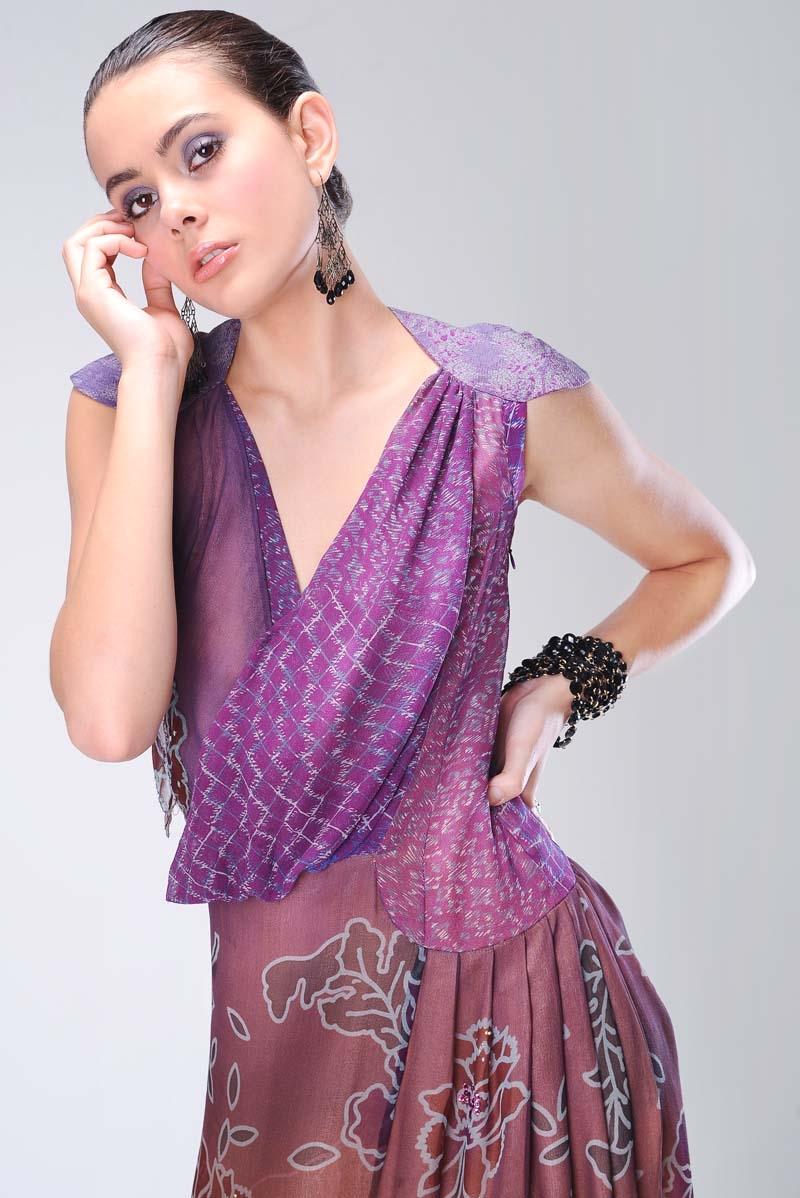 Alleira Batik di World Boutique Hongkong : Okezone Foto