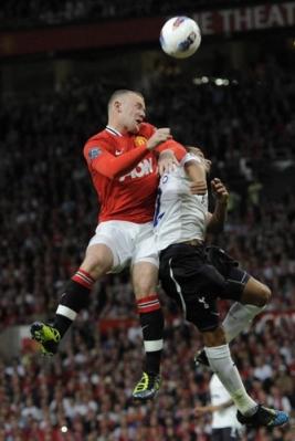 Menit 86 Rooney berhasil mengkonversi umpan Ryan Giggs lewat sundulan untuk menambah keunggulan The Red Devils menjadi 3-0. Hasil ini bertahan hingga wasit Lee Probert meniup peluit tanda berakhirnya laga.
