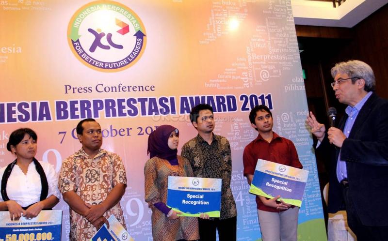 Indonesia Berprestasi Juri Indonesia Berprestasi