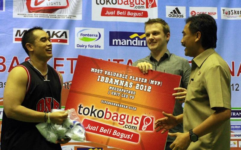 Final IBAMN 2012 : Okezone Foto