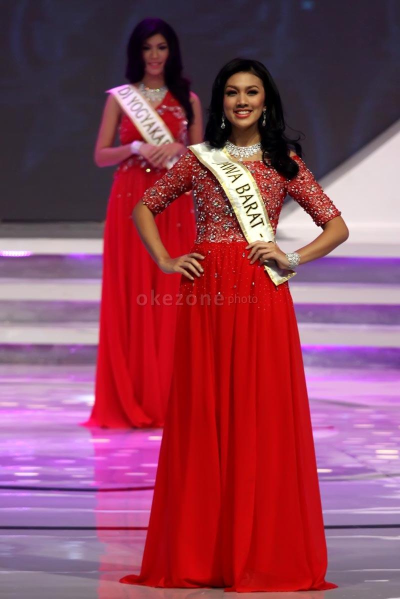 Biodata Widuri Agesty Finalis Miss Celebrity 2011