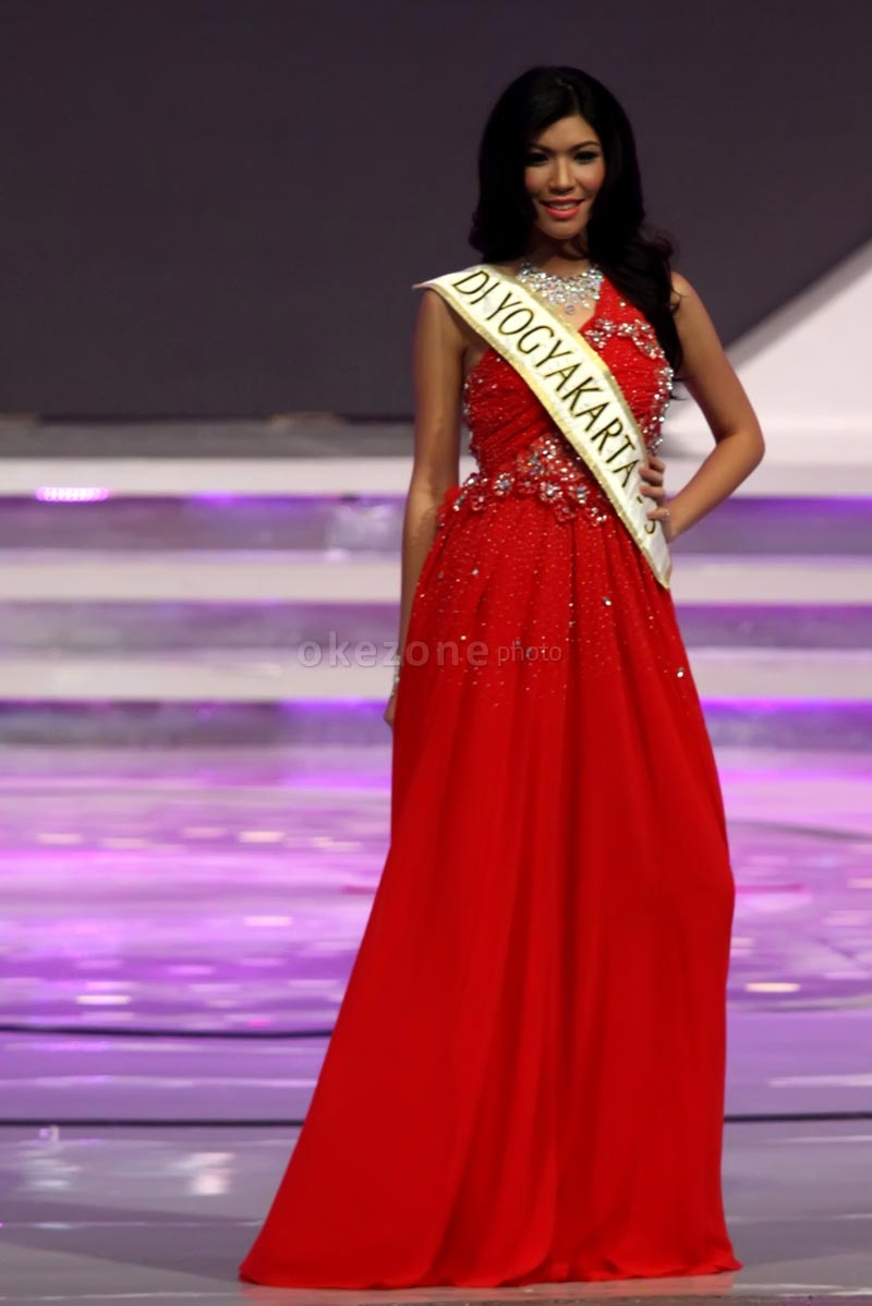 Miss Indonesia – Semua Mata Tertuju Padamu