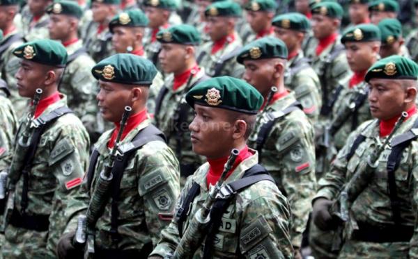 Juara Umum AARM ( ASEAN Armies Rifle Meet ) -24 ~ BeeNews