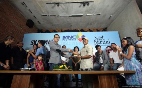 Syukuran Film Skakmat & Surat Cinta Kartini