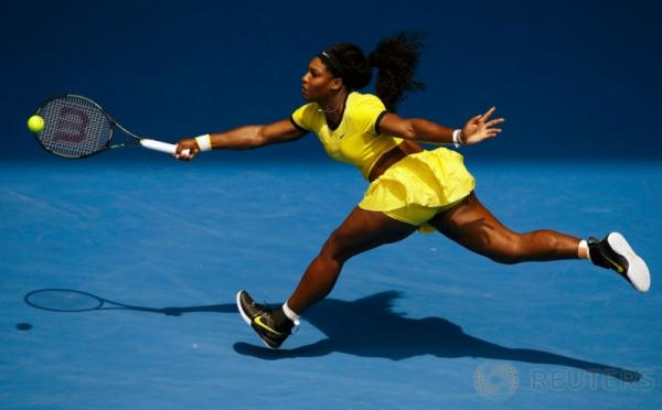 Serena Kantongi Satu Tiket Semifinal Australian Open