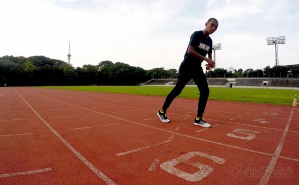 Jelang Kejuaraan Atletik Singapore Open