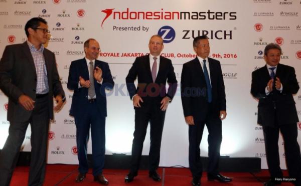 Indonesian Masters Perebutkan Hadiah 750.000 Dollar
