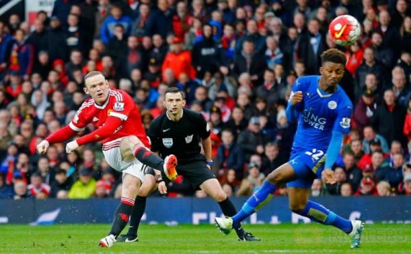 Ditahan Imbang United, Leicester Gagal Rayakan Juara Premiere League