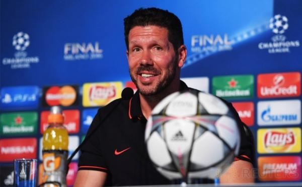 Atletico Madrid Menjelang Final di Milan