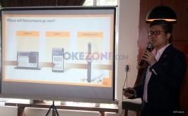 <p>  Director Asia Consumer business Norton by Symantec, Choon Hong Chee, memberikan paparan saat Norton Media Briefing di Jakarta, Kamis (21/7/2016).</p>