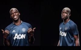 Paul Pogba resmi berseragam Manchester United. Setan Merah ?julukan Man United- memboyong Pogba dari Juventus dengan harga 110 juta euro atau Rp1,7 triliun.