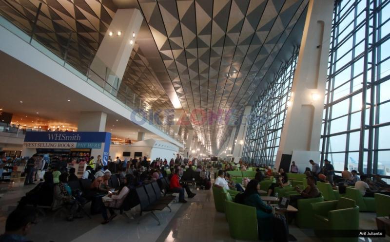 Melihat Kemegahan Terminal 3 Ultimate Bandara Soetta