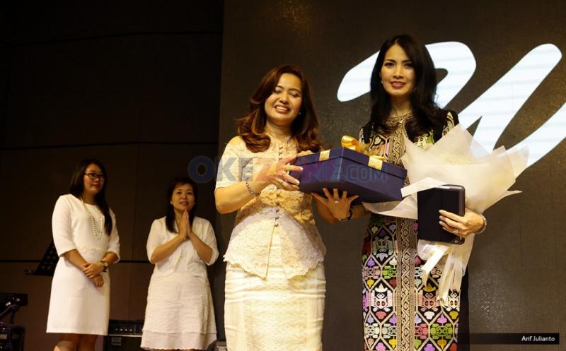 Liliana Tanoesoedibjo Berikan Inspirasi bagi Puluhan Wanita