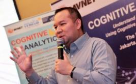 <p>  Teknologi berbasis cognitive yaitu mengolah data layaknya otak manusia agar dapat meningkatkan bisnis di perusahaan.</p>