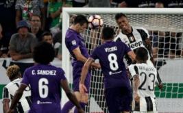 Juventus berhasil mengalahkan Fiorentina 2-1 dalam laga perdana Serie A 2016-2017.