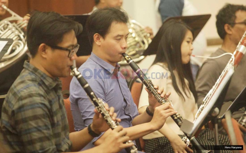 Jelang Konser Simfoni untuk Bangsa