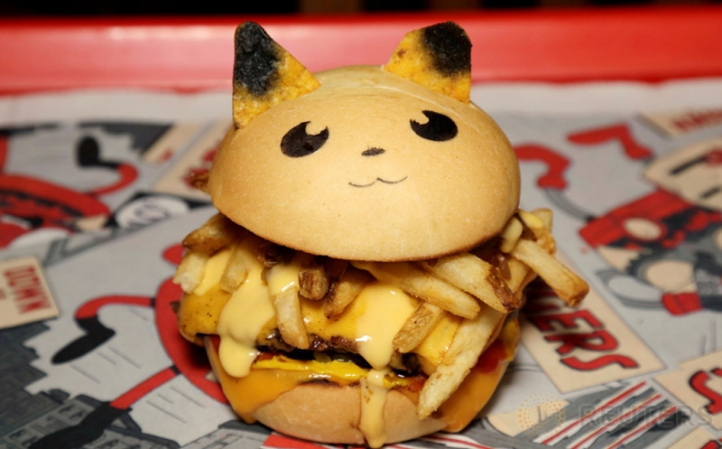 Di Australia, Pokemon Go Disulap Jadi Burger