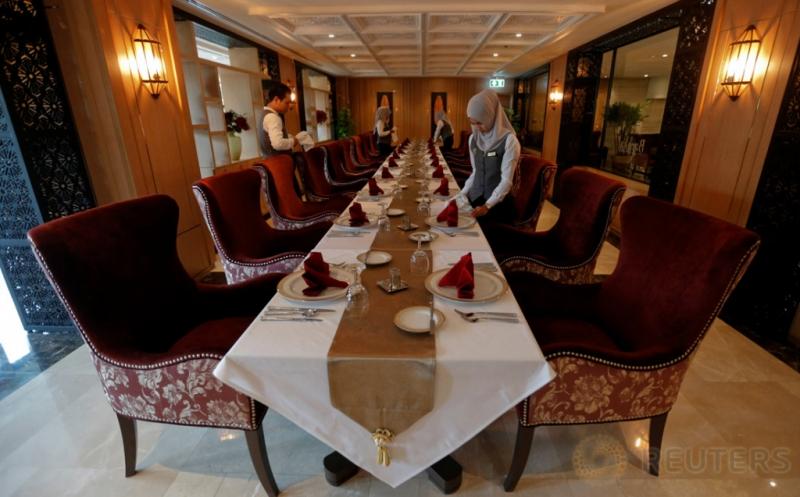 Al Meroz, Hotel Berlabel Syariah dan Halal di Thailand