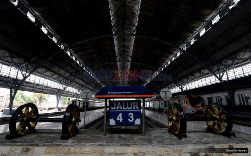 Cagar Budaya Stasiun Tanjung Priok