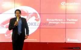 <p>  Pengguna Smartfren kini bisa mengakses langsung beragam informasi live yang sedang diperbincangkan di media sosial Twitter melalui berbagai medium, mulai dari sms blast hingga situs resmi Smartfren.</p>
