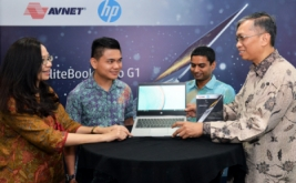 <p>  Avnet Technology Solutions Indonesia diberi kepercayaan sebagai distributor eksklusif produk PC Notebook HP EliteBook Folio G1 di pasar Indonesia.<br />   </p>