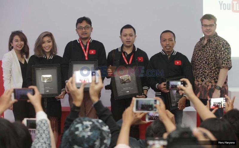YouTube Pop-up Space ke Jakarta