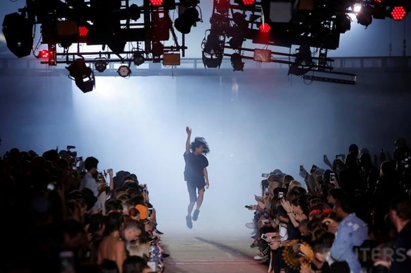 New York Fashion Week Karya Alexander Wang