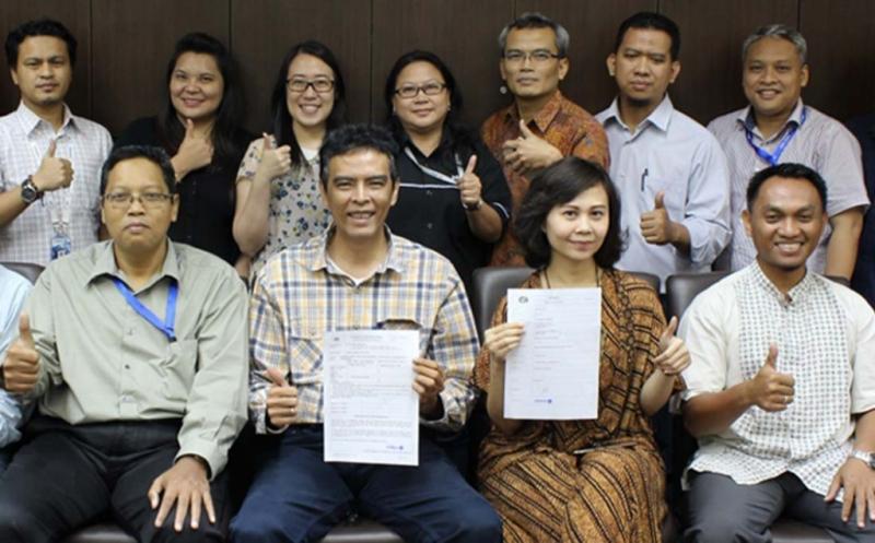 Infokom Elektrindo Raih ISO 9001:2015