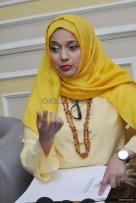 Geram Masa Lalu Suami Diumbar, Marissa Haque Laporkan Feni Rose ke KPI