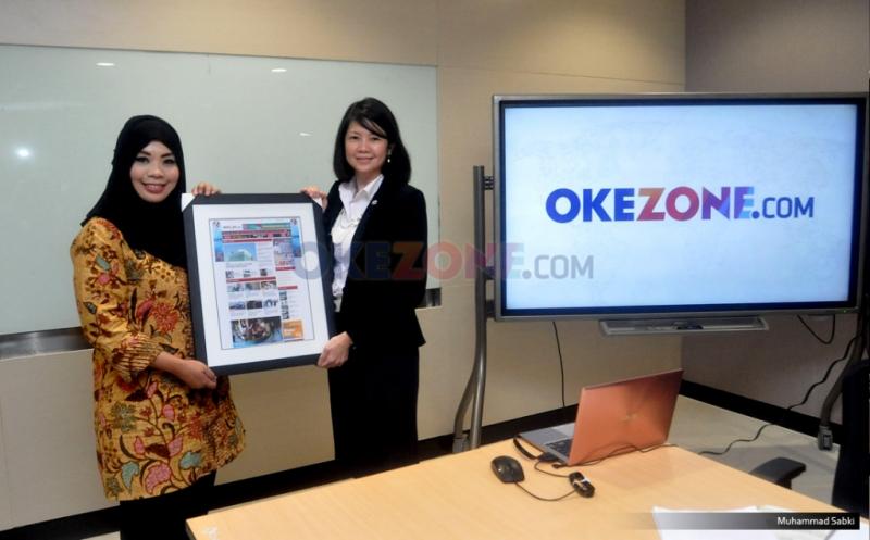 Universitas Pelita Harapan Jalin Hubungan Baik dengan Okezone