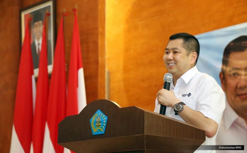 Hary Tanoe Berharap Mahasiswa Universitas Tabanan Jadi Pengusaha Sukses
