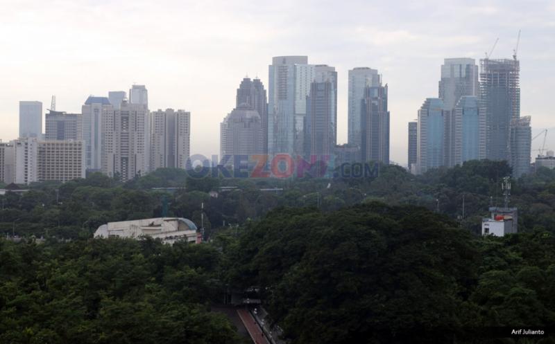 Di Jakarta, Baru 260 Gedung Terapkan Konsep Green Building