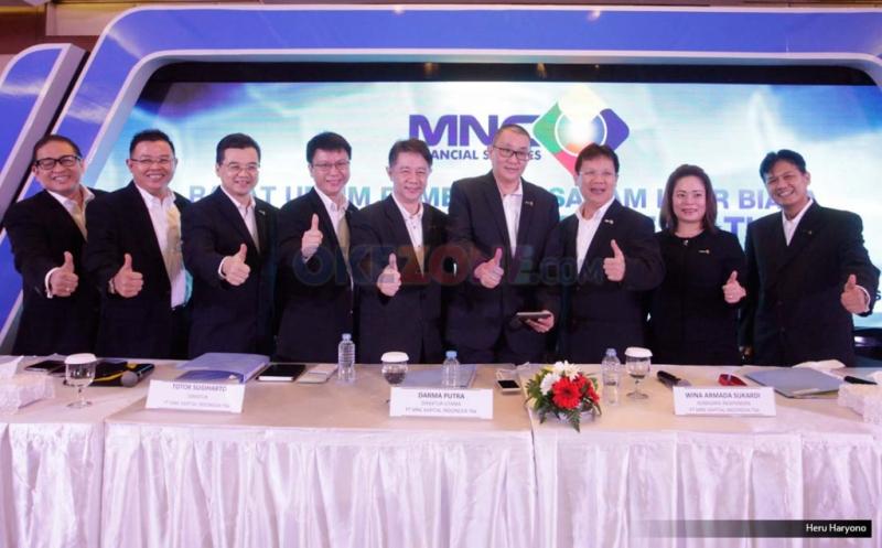 PT MNC Kapital Indonesia Tbk Lakukan Perubahan Sususan Pengurus Perseroan